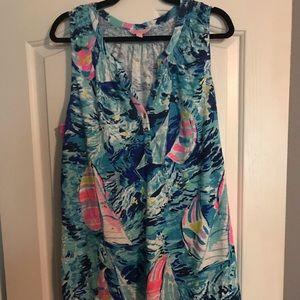 Lilly Pulitzer Essie Dress size XL